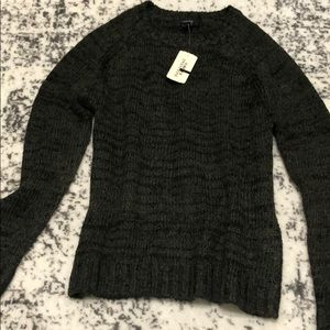 Forever 21 dark green sweater small